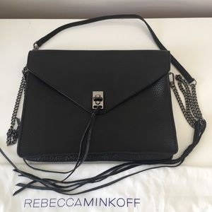 Rebecca Minkoff Darren Leather Crossbody Bag